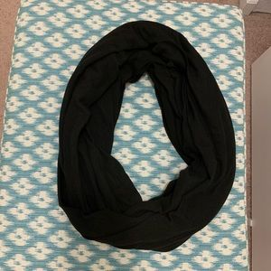 Forever 21 Accessories - Black Infinity Scarf